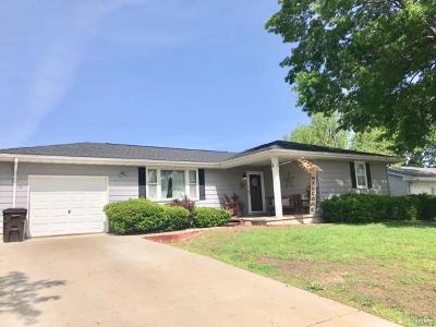 Palmyra Single Family Home For Sale: 306 South Breckenridge Avenue