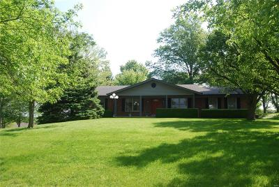 Jefferson County Single Family Home For Sale: 2490 Tenbrook Road