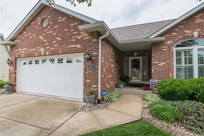 Maryville Single Family Home For Sale: 113 Summit Ridge