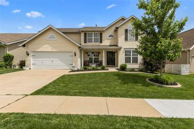 Wentzville Single Family Home For Sale: 130 Brookfield Boulevard