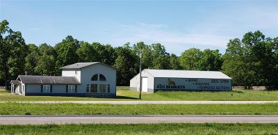 Crawford County Commercial For Sale: 8124 Highway Zz