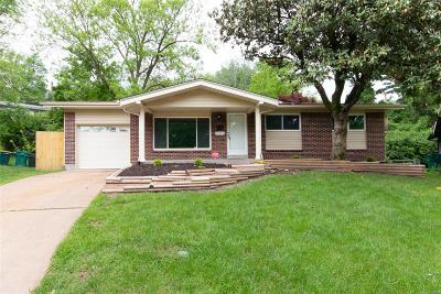 Single Family Home For Sale: 10455 Gardo Court
