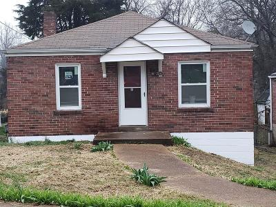 St Louis Single Family Home For Sale: 7043 Dawson