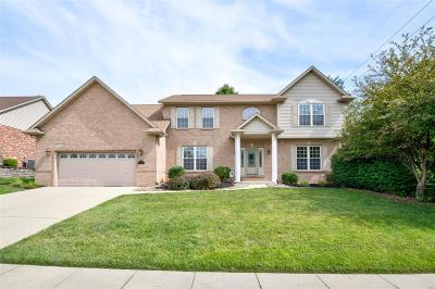 O'Fallon Single Family Home For Sale: 100 Summerlin Ridge