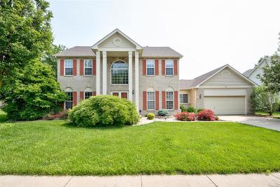 O'Fallon Single Family Home For Sale: 230 Fieldspring Court