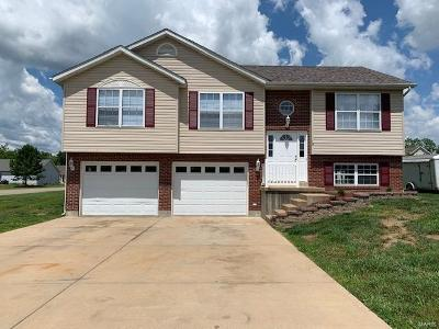 Jefferson County Single Family Home For Sale: 19 Trail Blaze Circle
