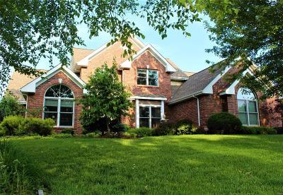 Weldon Spring Single Family Home For Sale: 891 Whitmoor Drive
