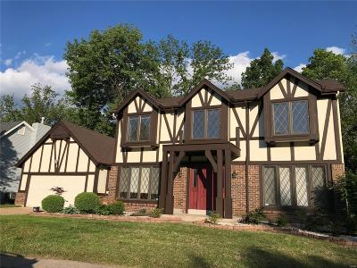 Florissant Single Family Home For Sale: 132 Mission Walk