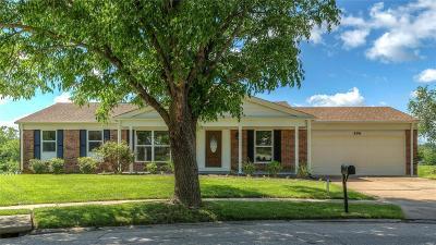 Ballwin Single Family Home For Sale: 890 Rusticmanor Circle
