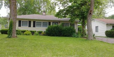 Single Family Home For Sale: 3902 Memorial Drive