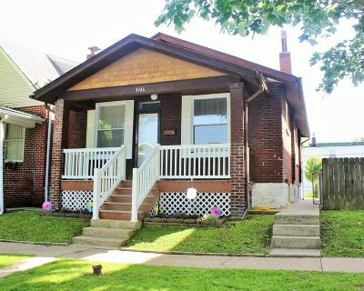 St Louis City County Single Family Home For Sale: 4328 Gertrude Avenue
