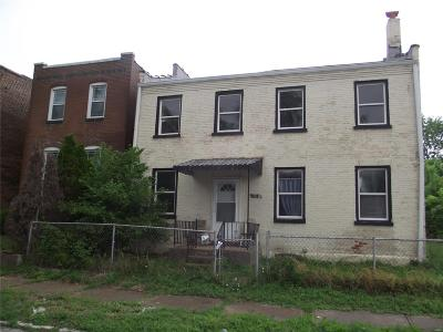 St Louis City County Single Family Home For Sale: 6919 Minnesota Avenue