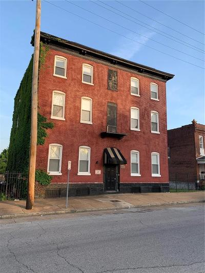 St Louis City County Multi Family Home For Sale: 7104 Pennsylvania Avenue