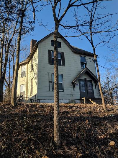 St Louis City County Single Family Home For Sale: 7080 Oleatha Avenue
