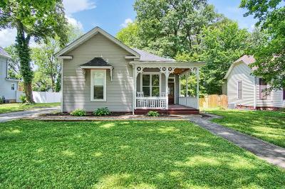 Edwardsville Single Family Home Active Under Contract: 113 Springer Avenue
