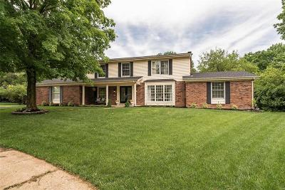 Chesterfield Single Family Home For Sale: 337 Marmont Court