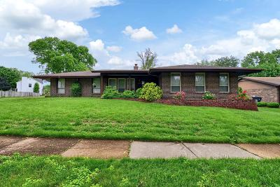 Single Family Home For Sale: 2543 Schnell