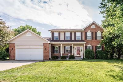 O'Fallon Single Family Home For Sale: 1010 Oriole Drive