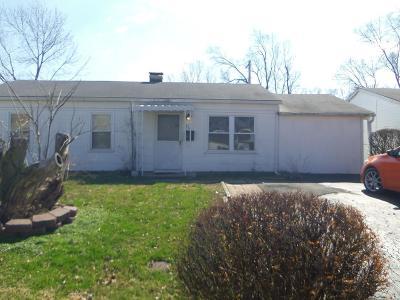Cahokia Single Family Home For Sale: 710 Saint Barbara Lane