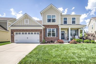 Chesterfield Single Family Home For Sale: 750 Savannah Crossing Way