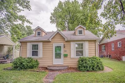 Belleville Single Family Home For Sale: 3809 West Main Street
