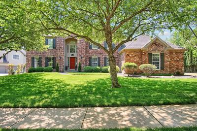 Chesterfield Single Family Home For Sale: 17412 Windridge Estates Court