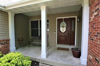 Weldon Spring Single Family Home For Sale: 5241 Roanoke