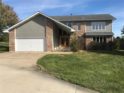St Charles County Single Family Home For Sale: 1680 Duello Road