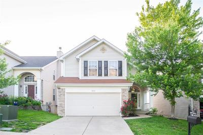 Oakville Single Family Home For Sale: 3023 Andover Manor Drive