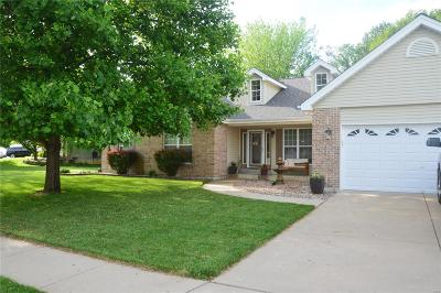 St Peters Single Family Home For Sale: 125 Berkshire Downs