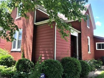 Belleville Single Family Home For Sale: 321 South 16th
