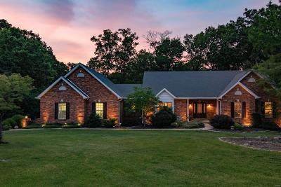 St Charles County Single Family Home For Sale: 3816 Rooster Ridge Ln