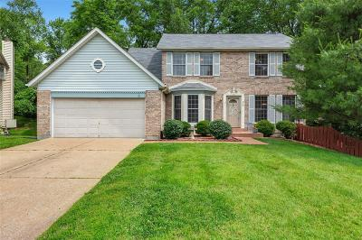 Single Family Home For Sale: 818 Walfield Court