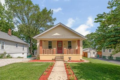 Single Family Home For Sale: 583 Ridge Avenue