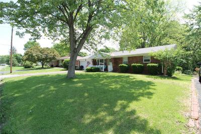Fairview Heights Single Family Home For Sale: 9764 North Holy Cross