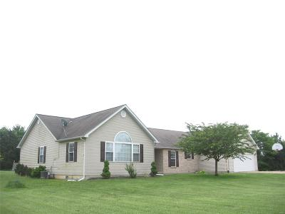 Fredericktown Single Family Home For Sale: 8650 Rock Creek