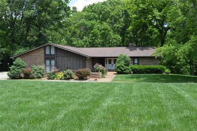 Belleville Single Family Home For Sale: 320 Covered Bridge Lane