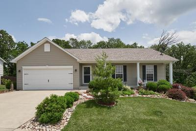 Lincoln County, Warren County Single Family Home Active Under Contract: 50 Valley Farms