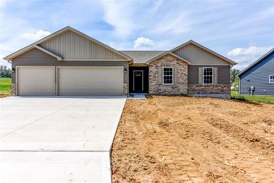 Lincoln County, Warren County New Construction For Sale: 307 Mike (Andrews Lot #181) Drive