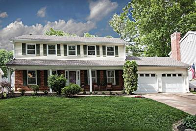 Chesterfield Single Family Home For Sale: 15759 Carriage Hill Drive