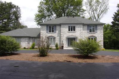 Town and Country Single Family Home For Sale: 11915 Clayton Road