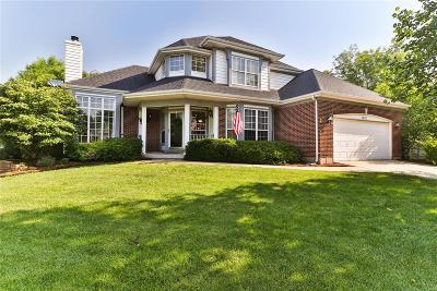 Belleville Single Family Home For Sale: 1611 11th Fairway Drive