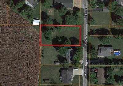 Jerseyville Residential Lots & Land For Sale: Hickory