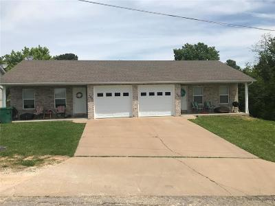 De Soto Multi Family Home For Sale: 1537 Koch Lane