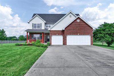 Edwardsville Single Family Home For Sale: 4807 Hazel Road