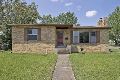 St Francois County Single Family Home Active Under Contract: 929 Michigan