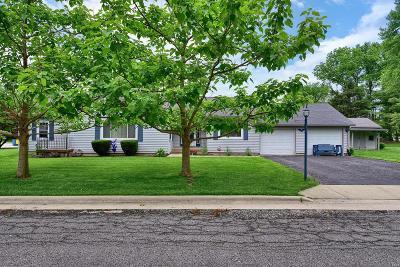 Edwardsville Single Family Home For Sale: 1421 Grand Avenue