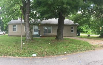 Cahokia IL Single Family Home For Sale: $35,000