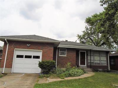 Granite City Single Family Home For Sale: 2844 Grand Avenue