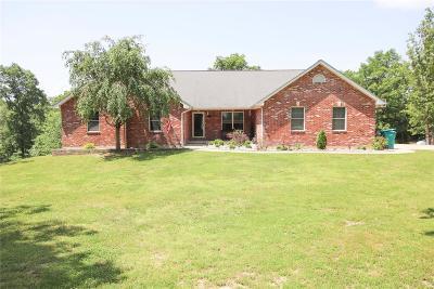 Franklin County Single Family Home For Sale: 750 Lost Cedar